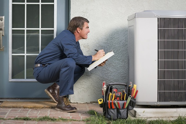Heating and air repair